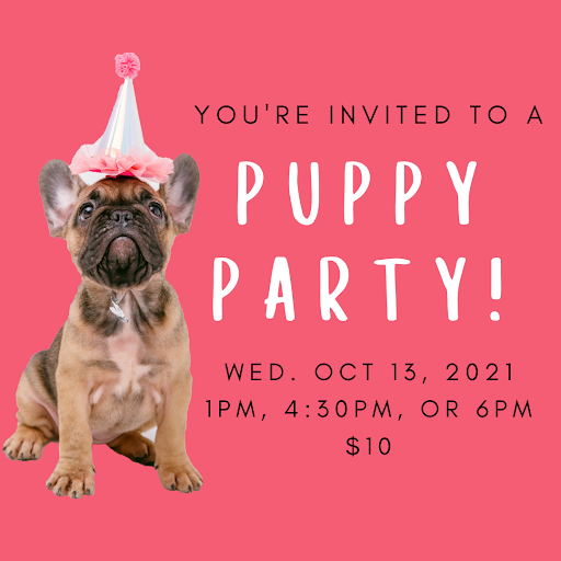 Puppy party2