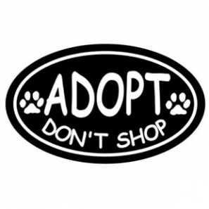 Adopt, Don't Shop Campaign